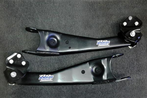 Action Van Suspension - System Details - Ford Van Lift Kits